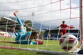 FC Vaduz - SC Kriens