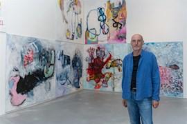Ausstellung von Harald Gmeiner im Kunstraum