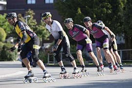 Swiss Skate Tour in Ruggell