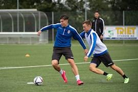 LFV Nationalmannschaft Training