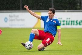 Liechtenstein U21 - Griechenland