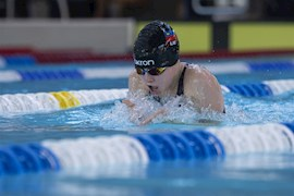 Landesmeisterschaft Schwimmen