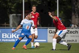 USV Eschen/Mauren - Team Ticino U21