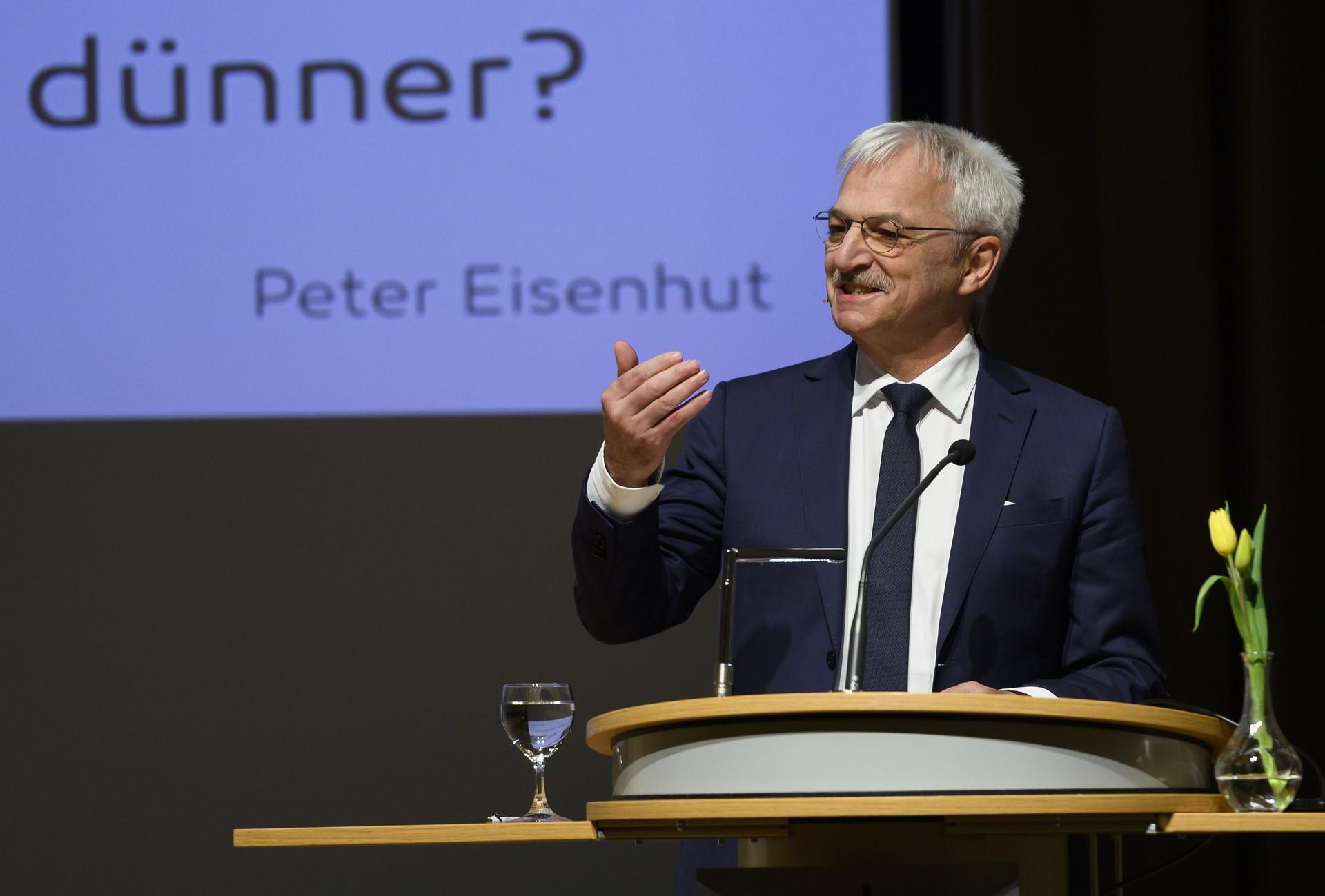 Peter Eisenhut: «Europa hat die Zinswende verpasst»