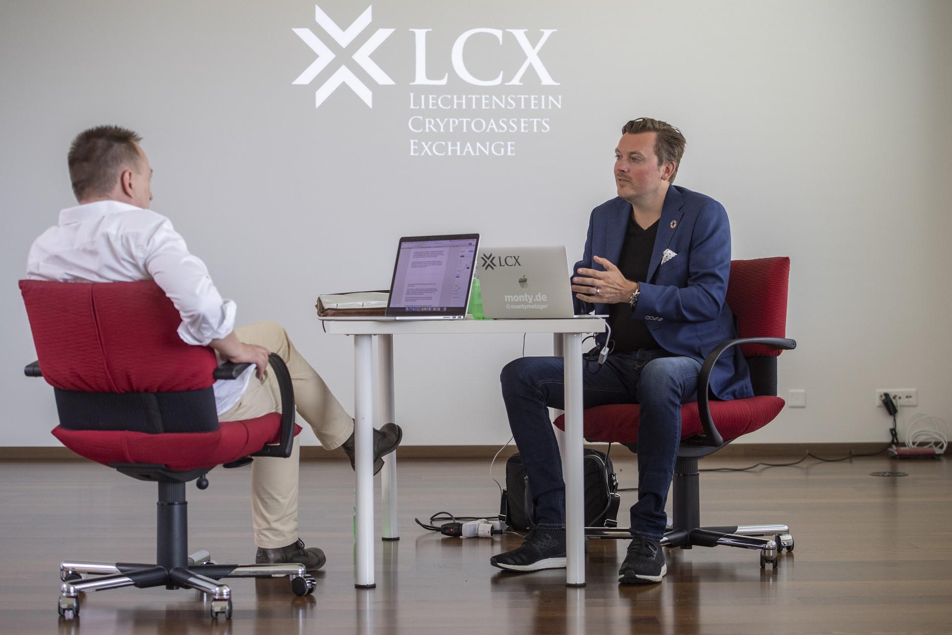«Liechtenstein ist aktuell der attraktivste Standort für Blockchainunternehmen»