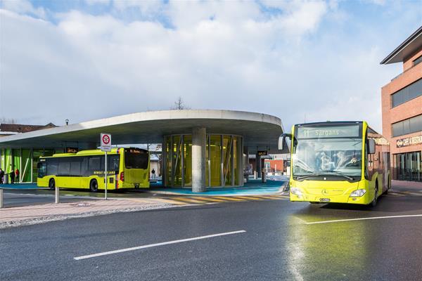 Busspur St. Peter – Kreuzung Steckergass nicht praktikabel - Liechtenstein  - Liechtensteiner Volksblatt, die Tageszeitung für Liechtenstein