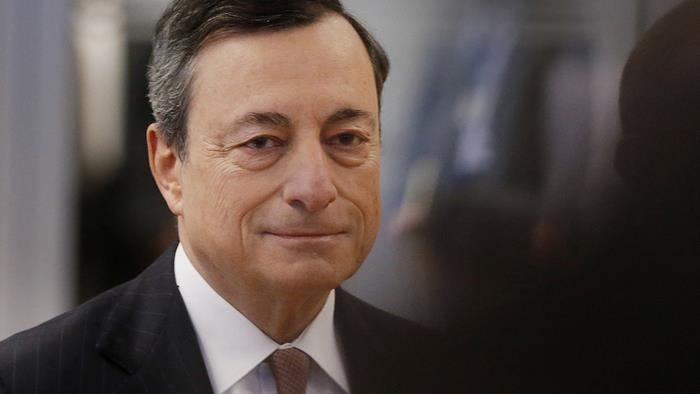 EZB-Präsident Draghi sieht kein Ende der niedrigen Zinsen