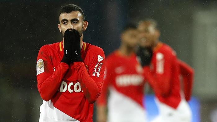 Monaco nur mit 3:3 gegen Toulouse
