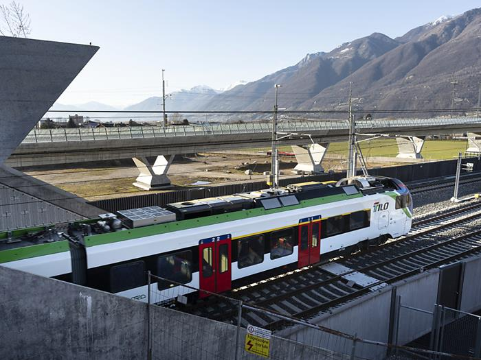 Ticino will get a completely new timetable from Easter Monday – Switzerland