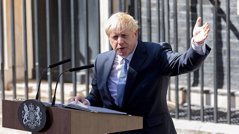 Johnson beruft nach Amtsantritt Brexit-Hardliner in neues ...